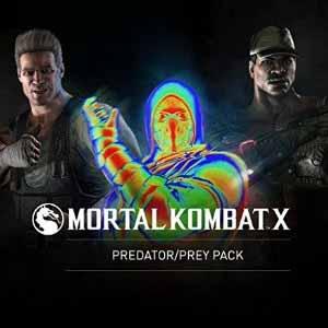 Comprar Mortal Kombat X Predator Prey Pack CD Key Comparar Precios
