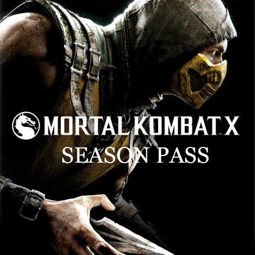 Comprar Mortal Kombat X Season Pass CD Key Comparar Precios