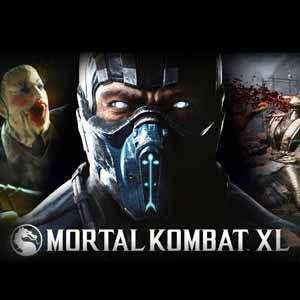 Comprar Mortal Kombat XL Xbox One Code Comparar Precios