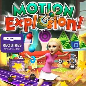 Comprar Motion Explosion Xbox 360 Code Comparar Precios