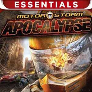 Motorstorm Apocalypse Essentials