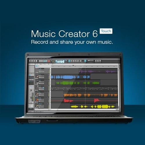 Comprar Music Creator 6 Touch CD Key Comparar Precios