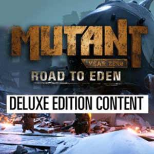 Mutant Year Zero Road to Eden Deluxe Edition Content