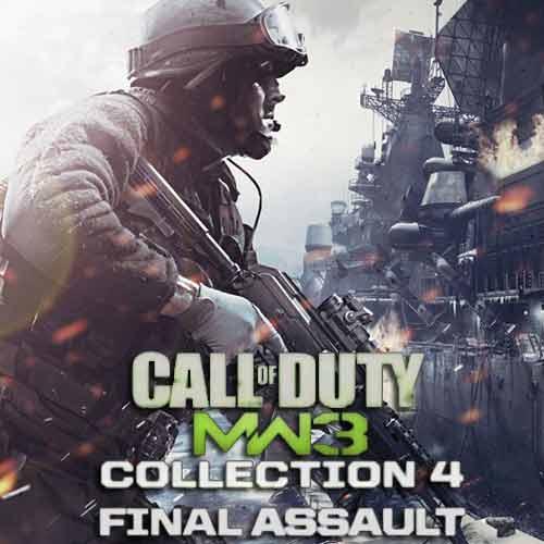 Comprar clave CD MW3 Collection 4 Final Assault y comparar los precios