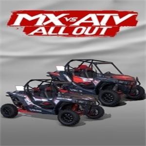 MX vs ATV All Out 2018 Polaris UTV Bundle