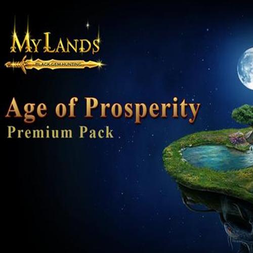 Comprar My Lands Age of Prosperity CD Key Comparar Precios