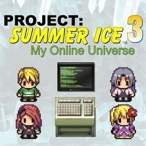My Online Universe Project Summer Ice 3