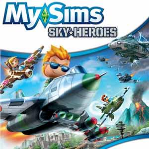 Comprar My Sims Skyheroes Xbox 360 Code Comparar Precios