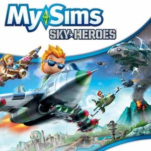 Comprar MySims Sky Heroes Xbox 360 Code Comparar Precios