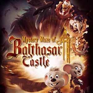 Comprar Mystery Maze Of Balthasar Castle CD Key Comparar Precios