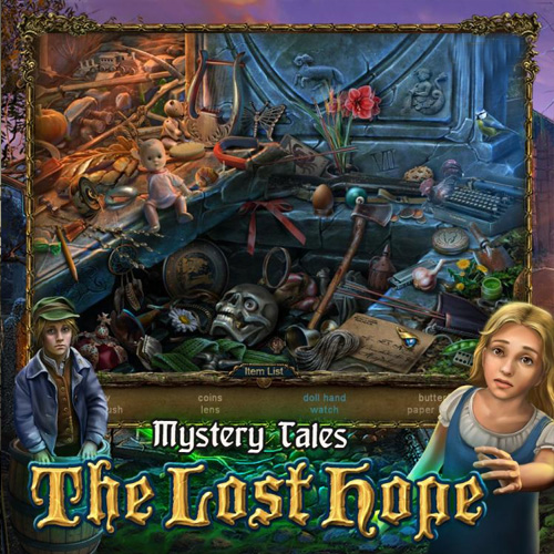 Comprar Mystery Tales The Lost Hope CD Key Comparar Precios