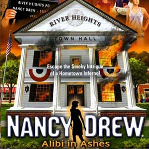 Comprar Nancy Drew Alibi In Ashes CD Key Comparar Precios