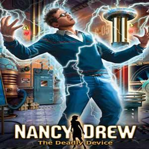 Nancy Drew The Deadly Device
