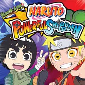 Comprar Naruto Powerful Shippuden Nintendo 3DS Descargar Código Comparar precios
