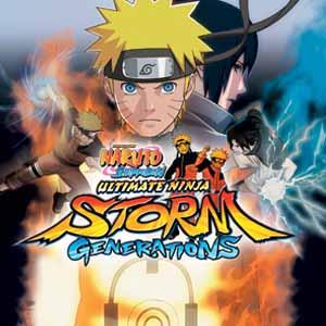 Comprar Naruto Shippuden Ultimate Ninja Storm Generations Ps3 Code Comparar Precios