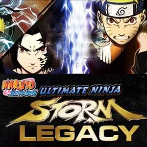 Comprar Naruto Shippuden Ultimate Ninja Storm Legacy PS4 Code Comparar Precios