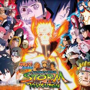 Comprar Naruto Shippuden Ultimate Ninja Storm Revolution Rivals Edition Xbox 360 Code Comparar Precios