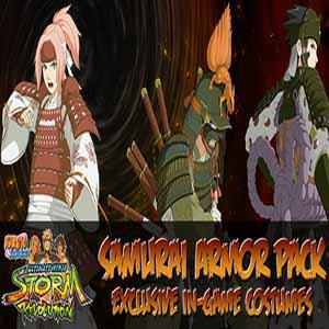 Comprar Naruto Shippuden Ultimate Ninja Storm Revolution Samurai Armor Pack PS3 Code Comparar Precios