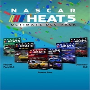 NASCAR Heat 5 Ultimate Pass