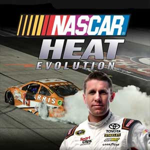 Comprar NASCAR Heat Evolution CD Key Comparar Precios