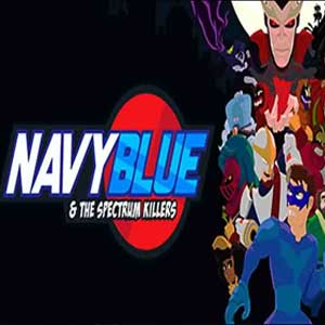 Navyblue and the Spectrum Killers