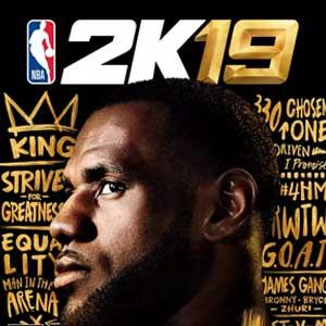 Comprar NBA 2K19 CD Key Comparar Precios