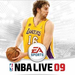 Comprar NBA Live 09 Xbox 360 Code Comparar Precios