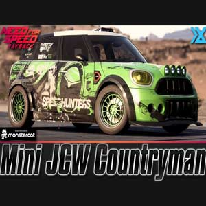 Need for Speed Payback MINI Countryman John Cooper Works