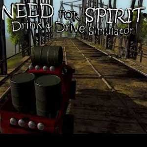 Need for Spirit Drink & Drive Simulator