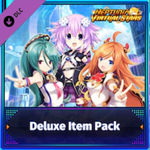 Neptunia Virtual Stars Deluxe Item Pack