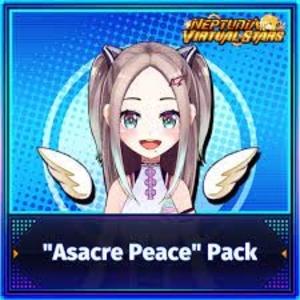 Neptunia Virtual Stars Asacre Peace Pack