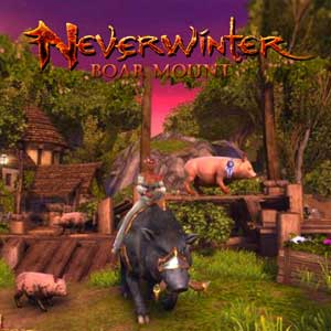 Comprar Neverwinter Boar Mount Xbox One Code Comparar Precios