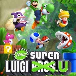 Comprar New Super Luigi U Nintendo Wii U Descargar Código Comparar precios