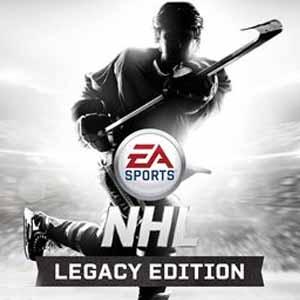 Comprar NHL Legacy PS3 Code Comparar Precios