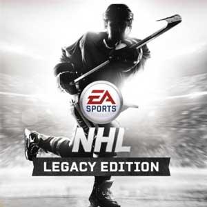 Comprar NHL Legacy Edition Xbox 360 Code Comparar Precios