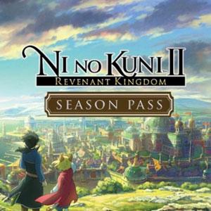 Comprar  Ni no Kuni 2 Revenant Kingdom Season Pass Ps4 Barato Comparar Precios