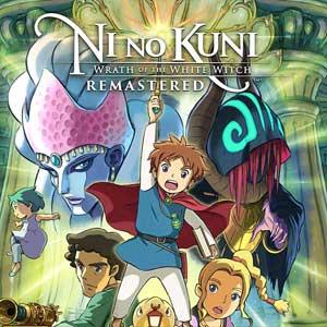 Comprar Ni no Kuni Wrath of the White Witch Remastered CD Key Comparar Precios