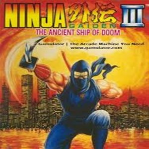 Ninja Gaiden 3 The Ancient Ship of Doom