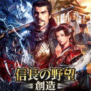 Comprar Nobunagas Ambition Souzou CD Key Comparar Precios