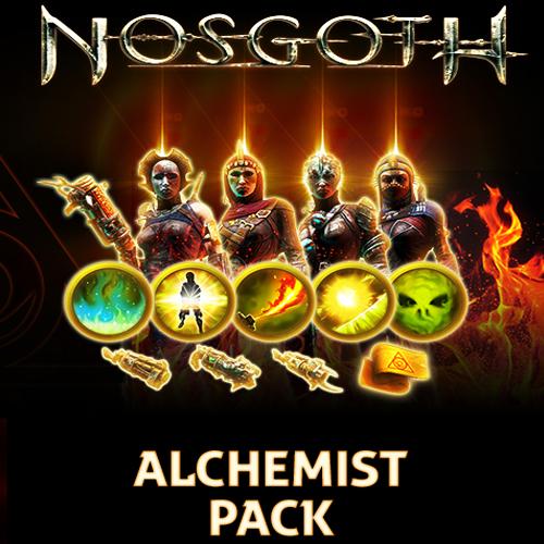 Comprar NOSGOTH Alchemist Pack CD Key Comparar Precios
