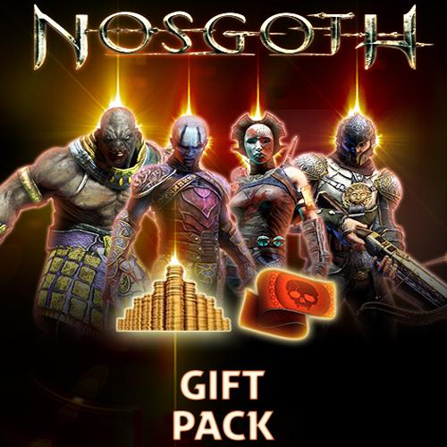 Comprar NOSGOTH Gift Pack CD Key Comparar Precios