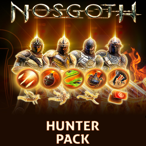 Comprar NOSGOTH Hunter Pack CD Key Comparar Precios