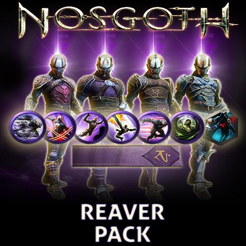 Comprar NOSGOTH Reaver Pack CD Key Comparar Precios