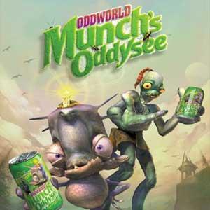 Comprar Oddworld Munchs Oddysee CD Key Comparar Precios