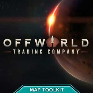 Comprar Offworld Trading Company Map Toolkit CD Key Comparar Precios
