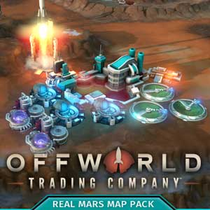 Comprar Offworld Trading Company Real Mars Map Pack CD Key Comparar Precios
