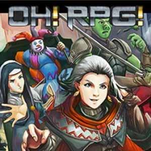 Comprar OH RPG CD Key Comparar Precios