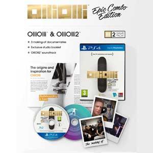 Comprar OlliOlli Epic Edition Combo PS4 Code Comparar Precios