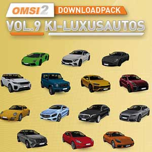 OMSI 2 Add-on Downloadpack Vol. 9 KI-Luxusautos