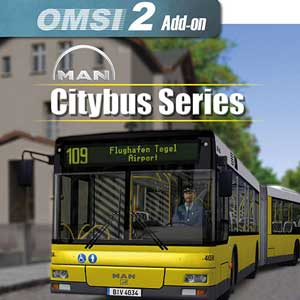 Comprar OMSI 2 Add-On MAN Citybus Series CD Key Comparar Precios